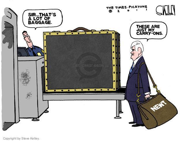 Cartoonist Steve Kelley  Steve Kelley's Editorial Cartoons 2011-11-18 election