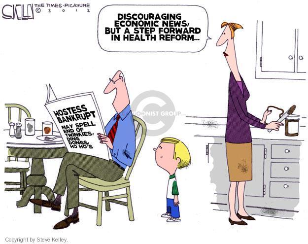 Steve Kelley  Steve Kelley's Editorial Cartoons 2012-01-15 economies
