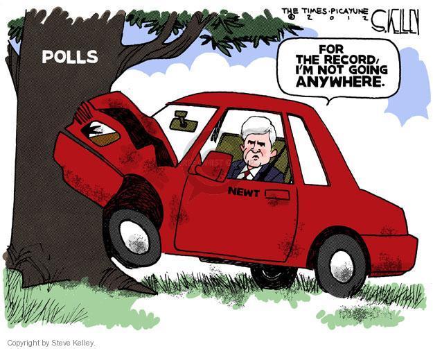 Steve Kelley  Steve Kelley's Editorial Cartoons 2012-02-15 GOP