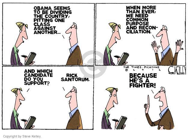 Steve Kelley  Steve Kelley's Editorial Cartoons 2012-02-24 candidate