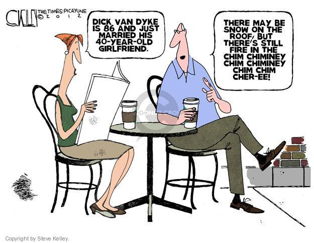 Cartoonist Steve Kelley  Steve Kelley's Editorial Cartoons 2012-03-13 hair