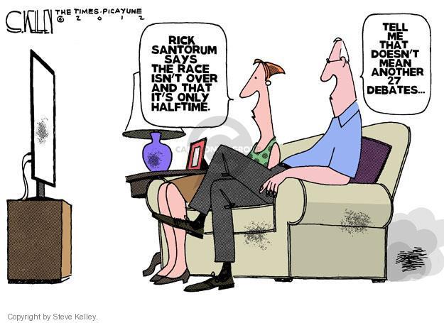 Steve Kelley  Steve Kelley's Editorial Cartoons 2012-04-05 GOP