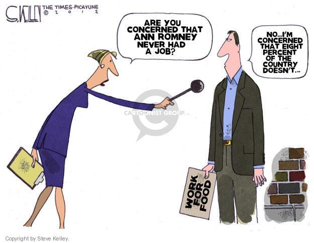 Steve Kelley  Steve Kelley's Editorial Cartoons 2012-04-13 GOP