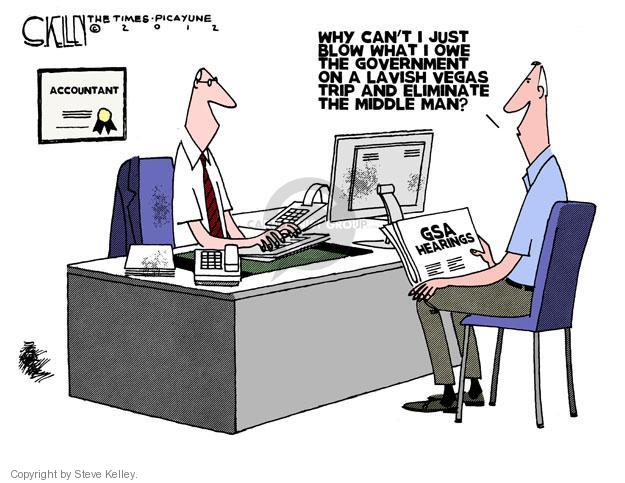 Cartoonist Steve Kelley  Steve Kelley's Editorial Cartoons 2012-04-18 middle