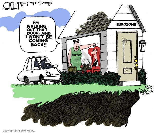 Steve Kelley  Steve Kelley's Editorial Cartoons 2012-05-24 economies