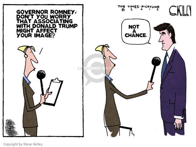 Steve Kelley  Steve Kelley's Editorial Cartoons 2012-05-30 GOP
