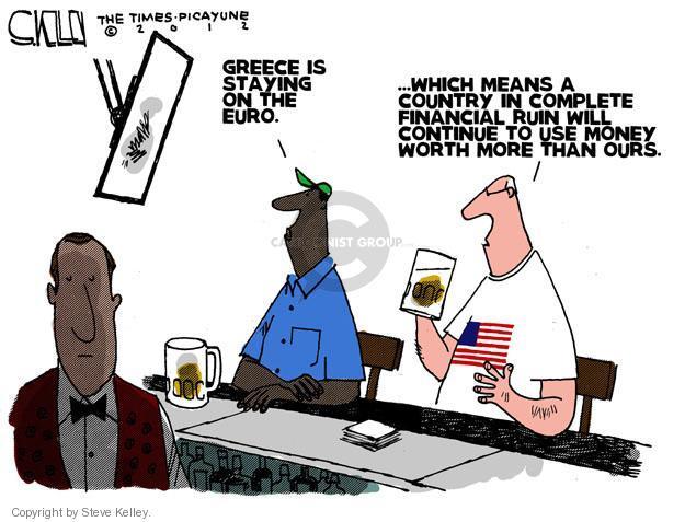 Steve Kelley  Steve Kelley's Editorial Cartoons 2012-06-19 economies