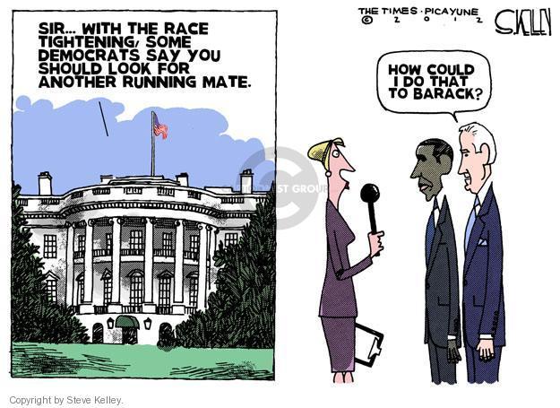 Steve Kelley  Steve Kelley's Editorial Cartoons 2012-09-14 Joe Biden