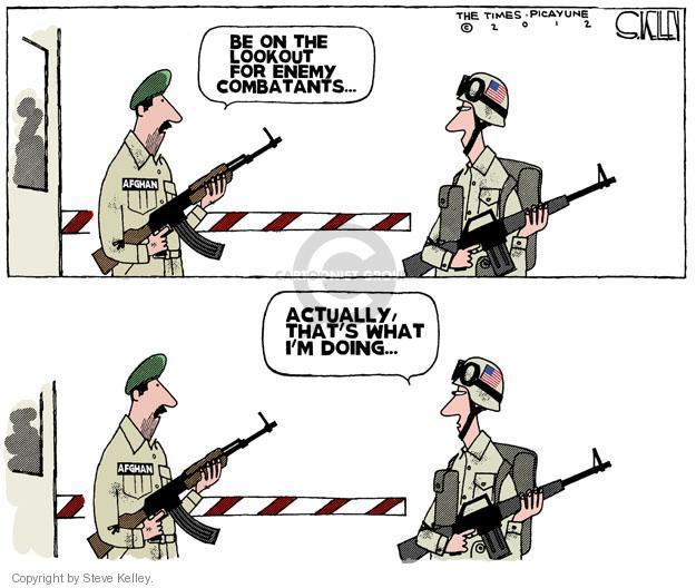 Steve Kelley  Steve Kelley's Editorial Cartoons 2012-09-19 blue