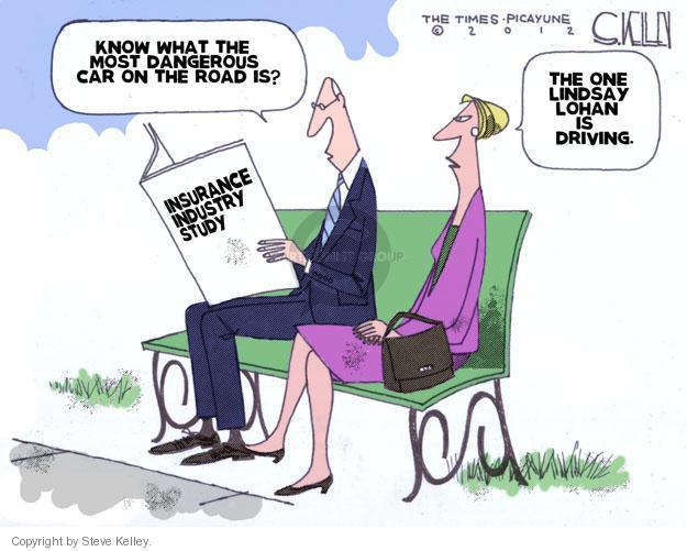 Steve Kelley  Steve Kelley's Editorial Cartoons 2012-09-23 road