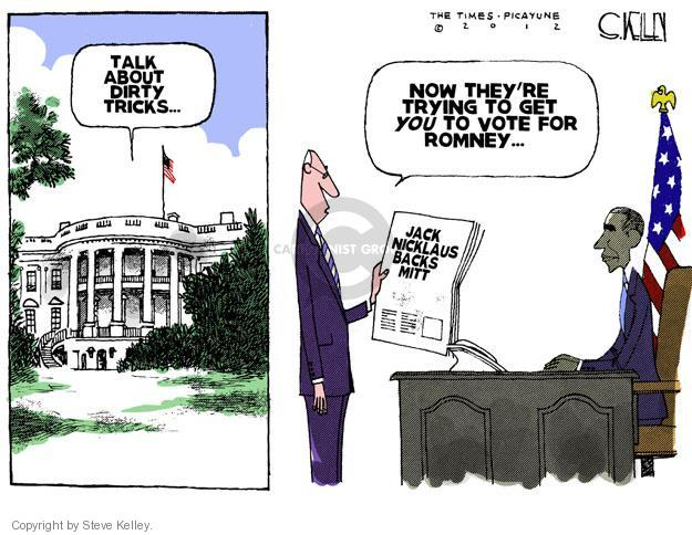 Steve Kelley  Steve Kelley's Editorial Cartoons 2012-09-28 candidate