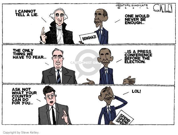 Steve Kelley  Steve Kelley's Editorial Cartoons 2012-10-28 2012