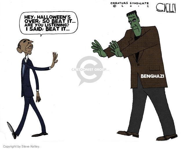 Steve Kelley  Steve Kelley's Editorial Cartoons 2012-11-01 2012