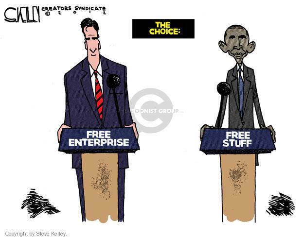 Steve Kelley  Steve Kelley's Editorial Cartoons 2012-11-03 2012