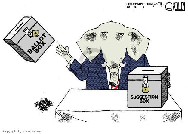 Steve Kelley  Steve Kelley's Editorial Cartoons 2012-11-08 2012