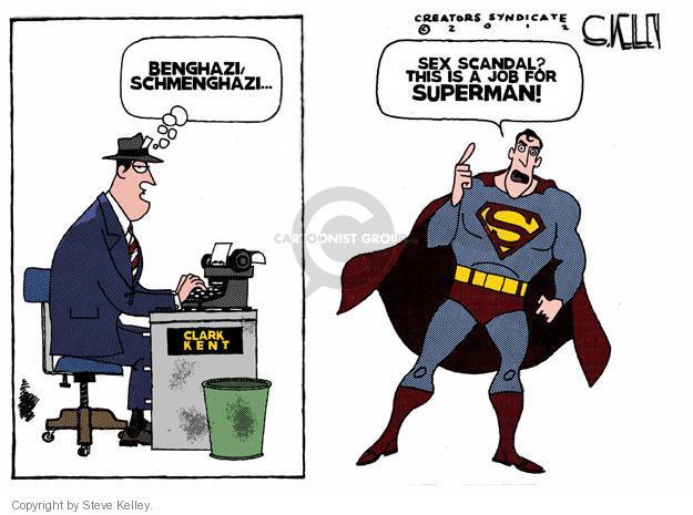 Steve Kelley  Steve Kelley's Editorial Cartoons 2012-11-13 general