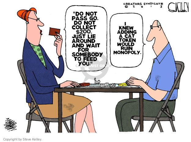 Steve Kelley  Steve Kelley's Editorial Cartoons 2013-02-07 $200
