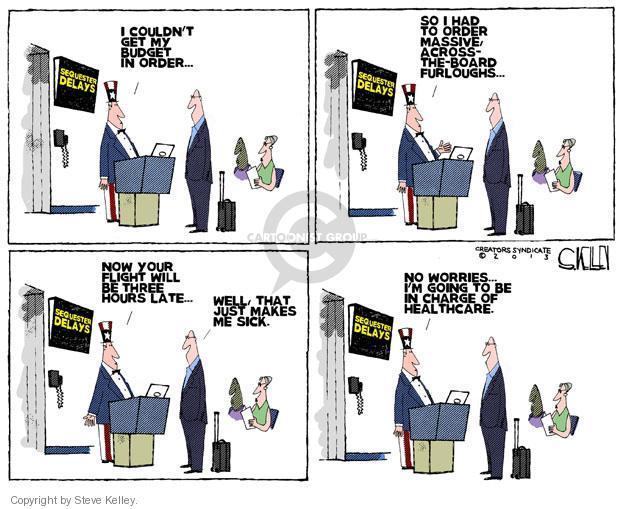 Steve Kelley  Steve Kelley's Editorial Cartoons 2013-04-23 well