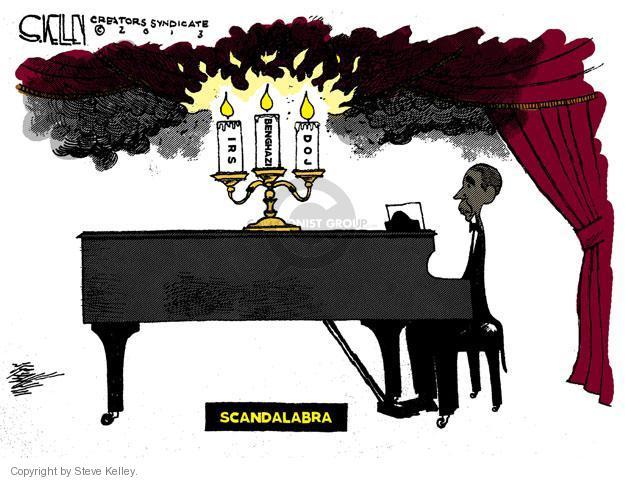 Steve Kelley  Steve Kelley's Editorial Cartoons 2013-05-28 media source