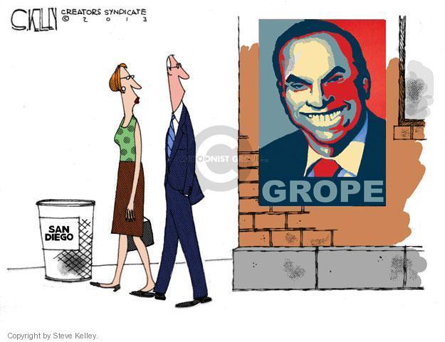 Steve Kelley  Steve Kelley's Editorial Cartoons 2013-08-20 misconduct