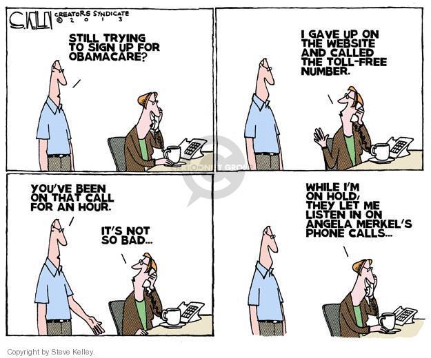 Steve Kelley  Steve Kelley's Editorial Cartoons 2013-10-28 phone number