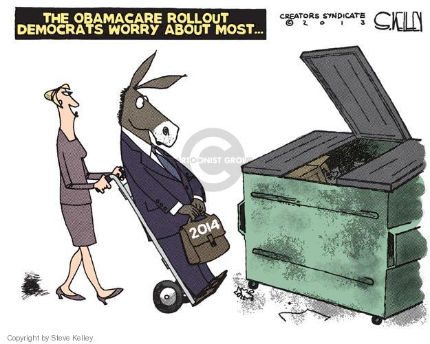The Obamacare rollout Democrats worry about most …