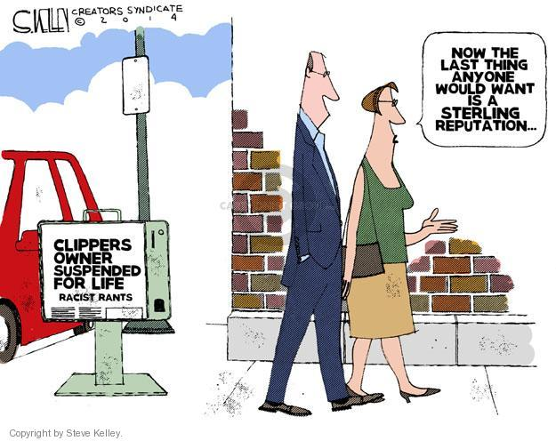 Steve Kelley  Steve Kelley's Editorial Cartoons 2014-04-30 ethnicity
