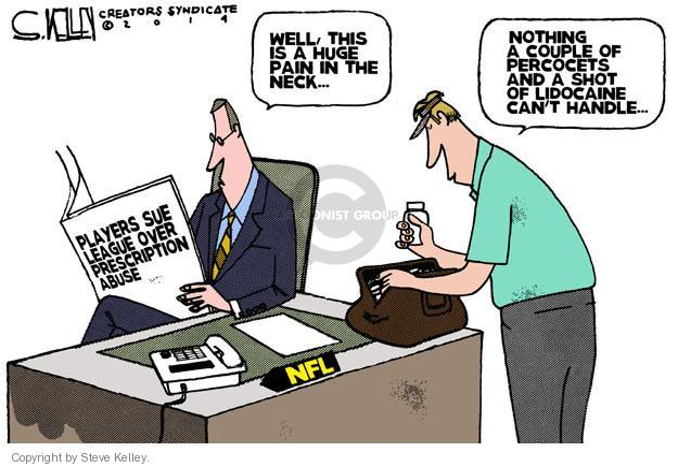 Steve Kelley  Steve Kelley's Editorial Cartoons 2014-05-22 well
