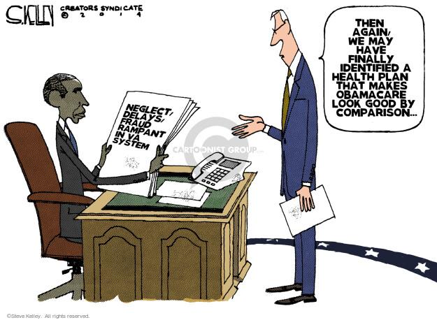 Cartoonist Steve Kelley  Steve Kelley's Editorial Cartoons 2014-06-04 finally