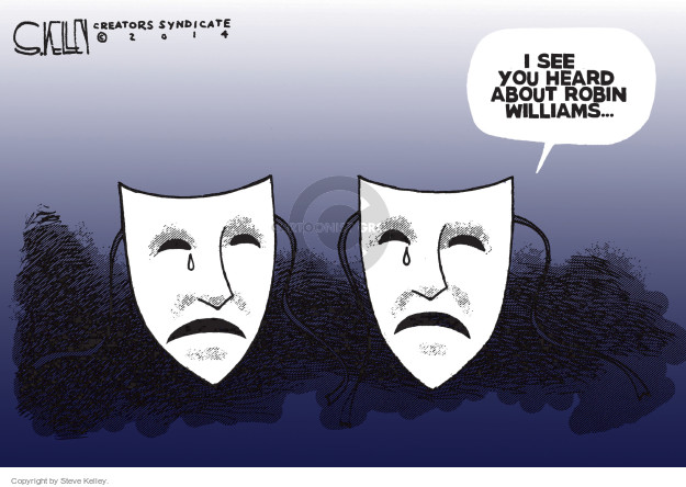 Cartoonist Steve Kelley  Steve Kelley's Editorial Cartoons 2014-08-12 movie