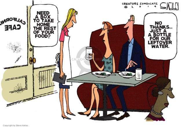 Steve Kelley  Steve Kelley's Editorial Cartoons 2014-10-06 just