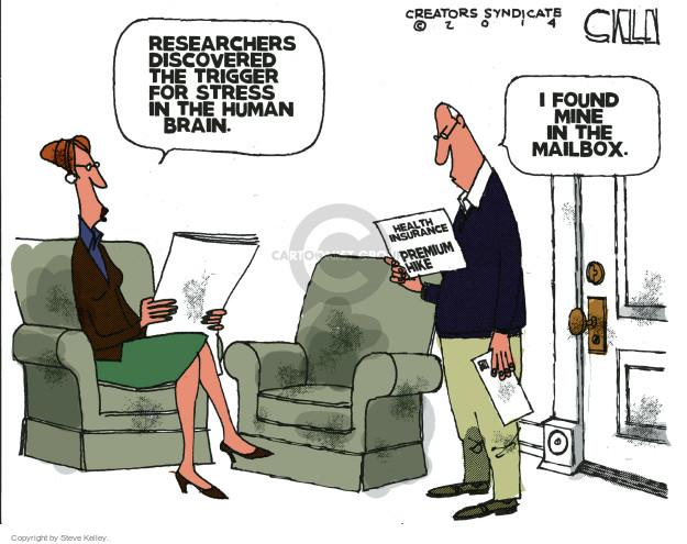 Steve Kelley  Steve Kelley's Editorial Cartoons 2014-12-03 policy