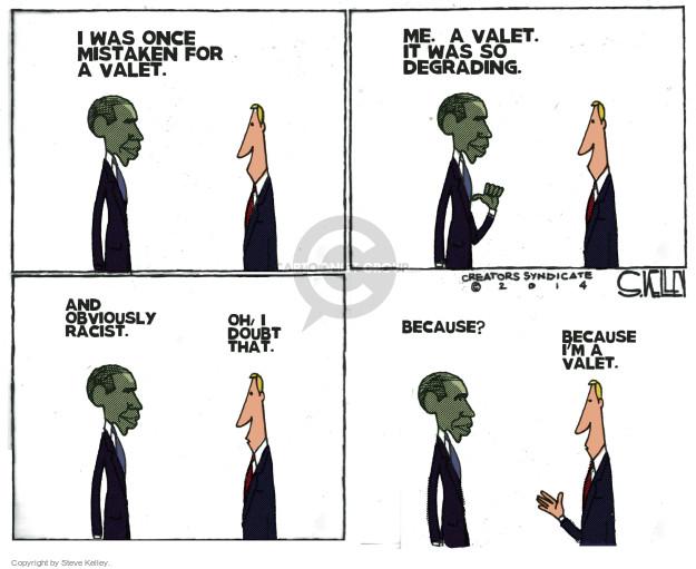Steve Kelley  Steve Kelley's Editorial Cartoons 2014-12-18 black