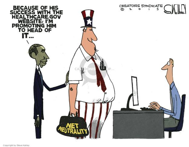 Cartoonist Steve Kelley  Steve Kelley's Editorial Cartoons 2015-02-24 regulation
