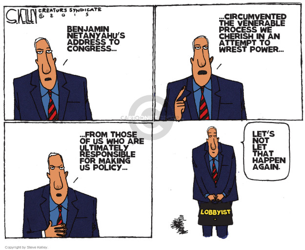 Cartoonist Steve Kelley  Steve Kelley's Editorial Cartoons 2015-03-05 speak