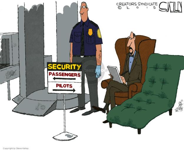 Steve Kelley  Steve Kelley's Editorial Cartoons 2015-04-02 airport