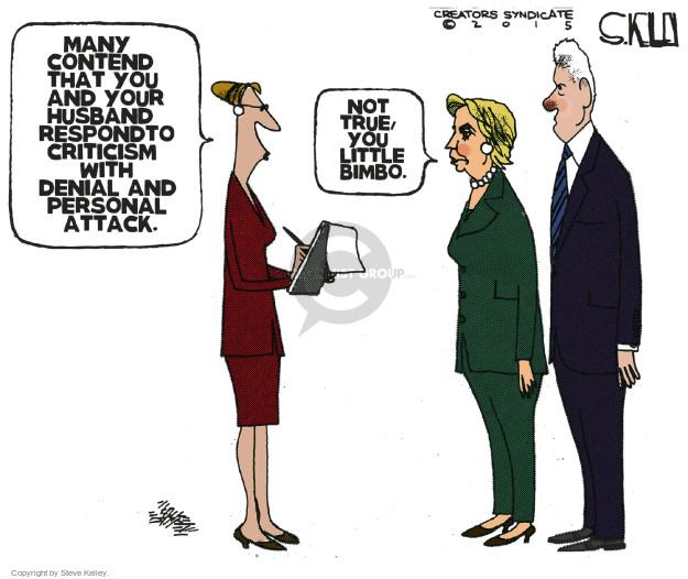 Steve Kelley  Steve Kelley's Editorial Cartoons 2015-04-27 criticism