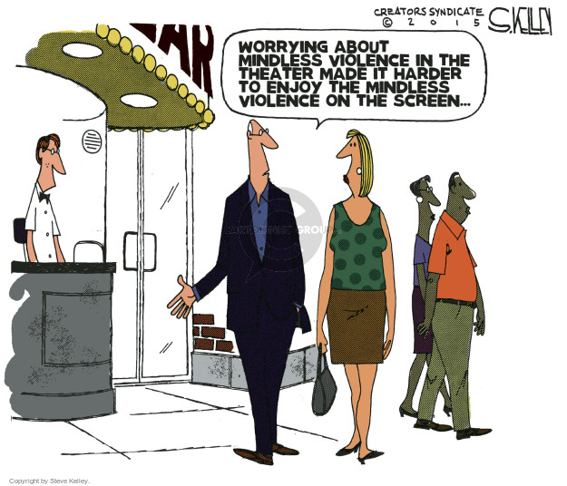 Cartoonist Steve Kelley  Steve Kelley's Editorial Cartoons 2015-08-06 movie