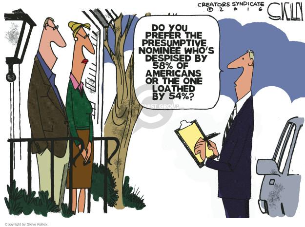 Steve Kelley  Steve Kelley's Editorial Cartoons 2016-03-03 opinion