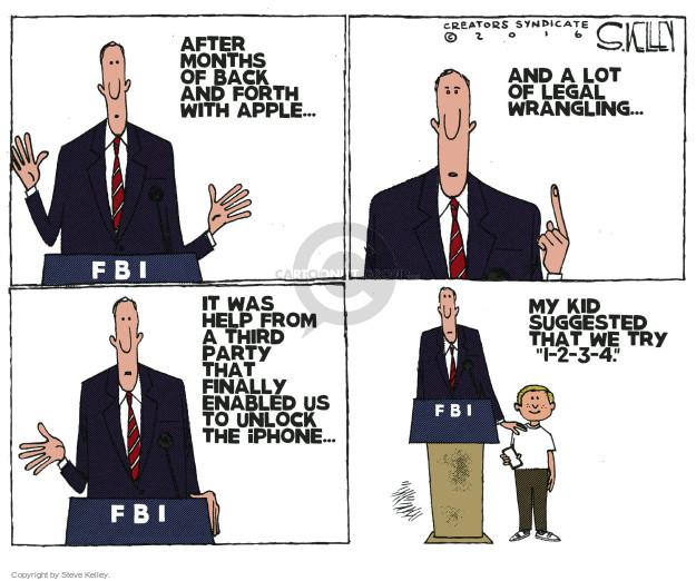 Steve Kelley  Steve Kelley's Editorial Cartoons 2016-03-29 legal
