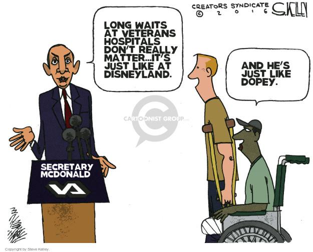 Steve Kelley  Steve Kelley's Editorial Cartoons 2016-05-24 department