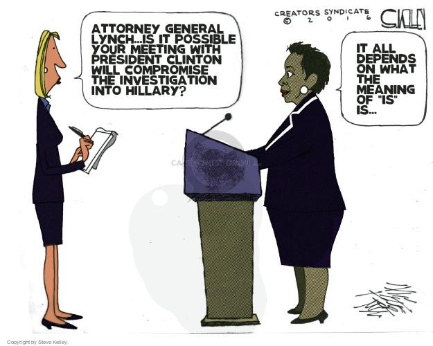 Cartoonist Steve Kelley  Steve Kelley's Editorial Cartoons 2016-07-05 election