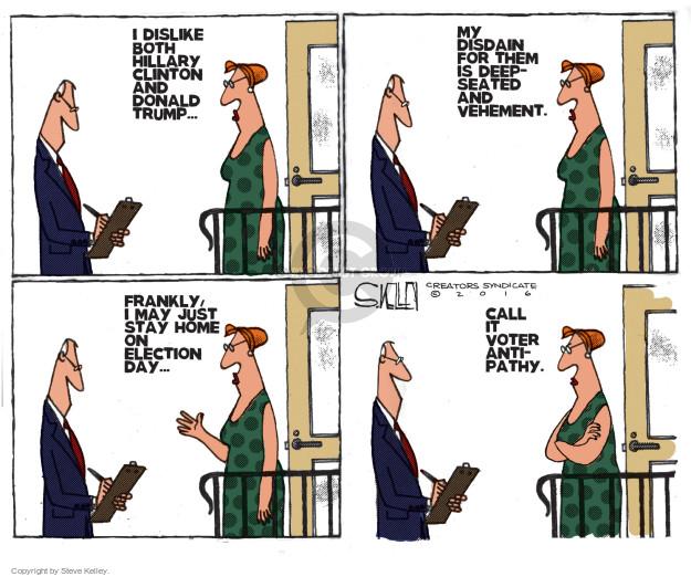 Steve Kelley  Steve Kelley's Editorial Cartoons 2016-08-16 opinion