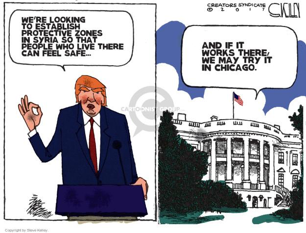 Steve Kelley  Steve Kelley's Editorial Cartoons 2017-01-27 public works