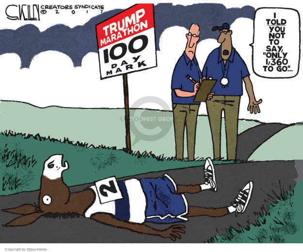 Steve Kelley  Steve Kelley's Editorial Cartoons 2017-05-02 360