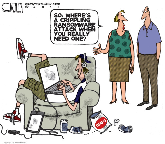 Steve Kelley  Steve Kelley's Editorial Cartoons 2017-05-16 editorial
