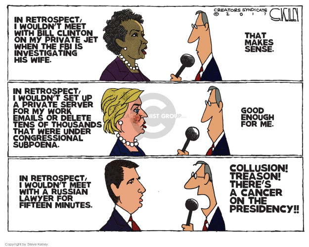 Cartoonist Steve Kelley  Steve Kelley's Editorial Cartoons 2017-07-13 congress election