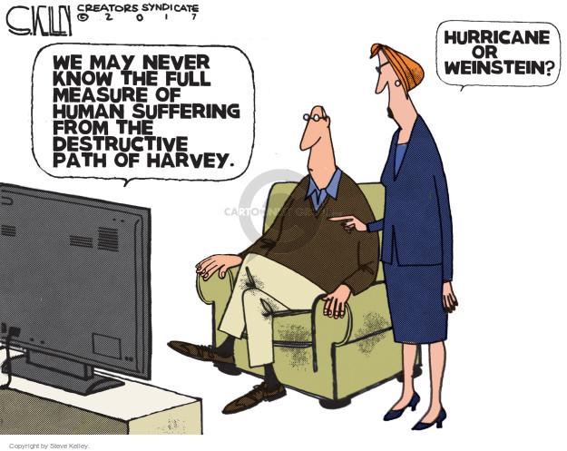 Cartoonist Steve Kelley  Steve Kelley's Editorial Cartoons 2017-10-10 film