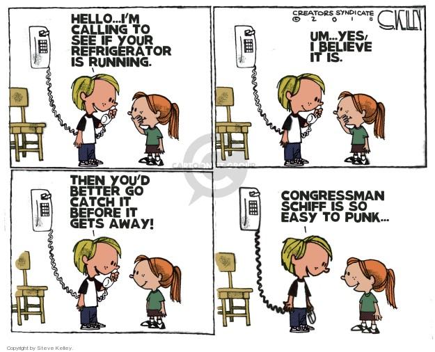 Cartoonist Steve Kelley  Steve Kelley's Editorial Cartoons 2018-02-08 Twitter