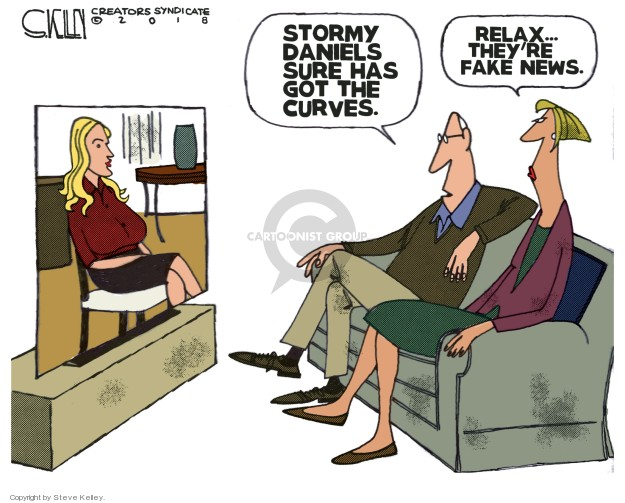 Steve Kelley  Steve Kelley's Editorial Cartoons 2018-03-27 editorial
